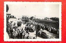 MAROC PHOTO VISITE GENERAL JUIN A TAZA JUILLET 1947