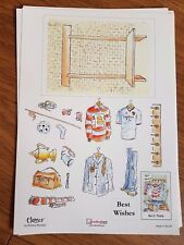 redhotbed Clutter sheets - great fun