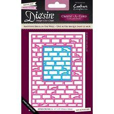 Une autre brique dans le mur-crafters companion die 'sire A6 créer une carte die