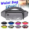 Fashion Outdoor Sports Waterproof Waist Bag Chest Pockets Fitness Bag Fanny Pack