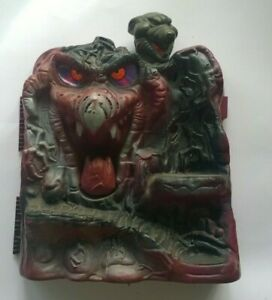 Vintage 1983 Mattel Masters Of The Universe Snake Mountain  MOTU restorers piece