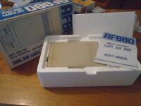 AF 880 EXTERNO FLOPPY DISK UNIDAD - commodore amiga 500/1000/2000 en caja