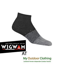 Wigwam Merino Wool Ladies  UK 5 - 8 Quarter Trainer Socks