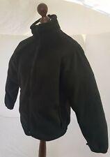 More details for arktis black fleece and liner for b315 avenger coat security dog handler af01a