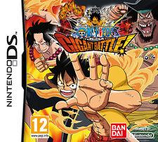 ONE PIECE GIGANT BATTLE VF jeu console Nintendo DS - 3DS 2DS XL  100% NEUF