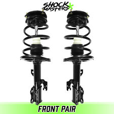Quick Complete Strut Assemblies with Mounts Front Pair for 2004-08 Toyota Solara