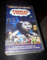 Thomas And Friends: The Very Best Of - Educational - Animated - Children's - VHS