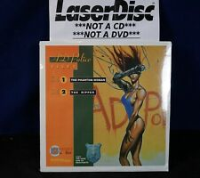 *LASERDISC* AD Police Files 1/2 Bubblegum Crisis JAPAN ANIMATION ANIME New