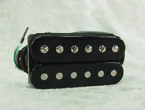 NEW! Bare Knuckle Cold Sweat humbucker hand wound NECK pickup in black