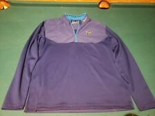 Nike Golf tour performance 1/4 zip jacket size large St.louis blues