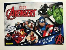 2019 Folder Filatelico Poste Marvel Avengers Vendicatori Cartoline Filateliche