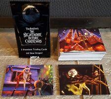 Complete 2001 NECA Nightmare Before Christmas 72 Card Set - Jack Skellington