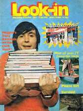 BEST ON EBAY/LOOK IN /JUNIOR TV TIMES / 260 ISSUES /1971-1994 DVD ROM COLLECTION