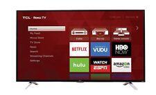 "TCL 55US5800 55"" 4K UHD 120Hz LED Smart TV  Roku TV WiFi w/ Apps Netflix / Vudu"