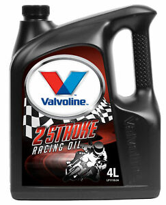 Valvoline 2 Stroke Motorcycle Racing Engine Oil 4L 1118.04