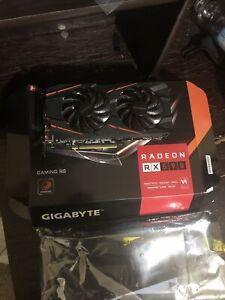 AMD gigabyte radeon rx 590 8gddr5 memory