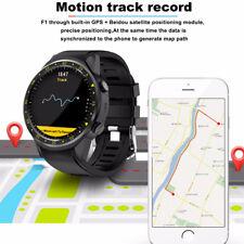 TenFifteen F1 Smartwatch Phone MTK2503 Bluetooth GPS Camera Heart Rate Monitor