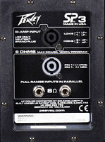 Peavey SP3 Crossover SP3BX BX Speaker Factory Replacement New