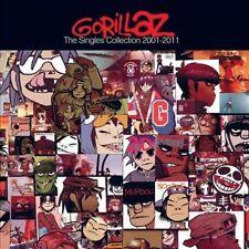 The Singles Collection 2001-2011 by Gorillaz (Vinyl, Nov-2011, Virgin)