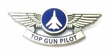 AIRLINE WINGS PIN TOP GUN PILOT COSTUME PARTY FAVORS NEW