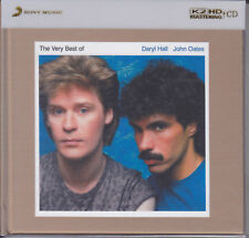"""Daryl Hall & John Oates - The Very Best Of"" Japan Audiophile K2HD CD Brand New"