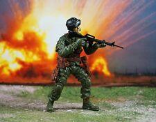 K1044_D Chap Mei 1:18 Soldier Force 3.75 GI Joe Figure US SEAL Land Operation