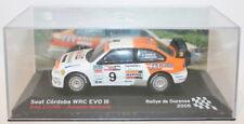 Altaya 1/43 Scale - Seat Cordoba WRC EVO III Rallye De Ourense 2005