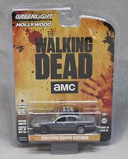Greenlight 2001 Ford Crown Victoria - The Walking Dead - Hollywood Series 14