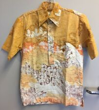 Surfline Vintage Jams Hawaiian Shirt Camp Surfer Hippie Good Condition!