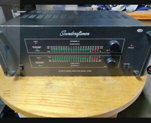 Soundcraftsmen A5002 Class H Stereo Power Amplifier