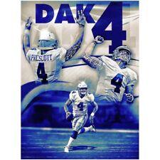 NFL Football Photo Poster: DAK PRESCOTT  24 inch by 36 inch  001C
