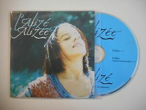 ALIZEE : L'ALIZE [ CD SINGLE PORT GRATUIT ]