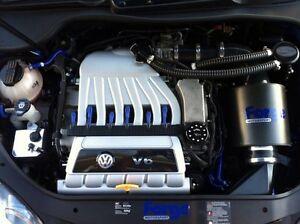 FORGE Motorsport Induction Kit for R32 Mk5 Golf FMIND5R32 Red, Blue black