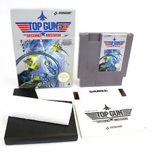 Top Gun: The Second Mission for Nintendo Entertainment System, NES, VGC, PAL