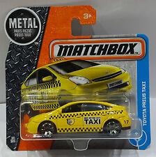 MATCHBOX TOYOTA PRIUS TAXI 15/125 DVN41