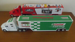 Castrol Racing Perkins Motorsport custom V8 supercars transporter truck Bathurst