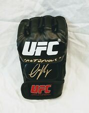 Conor McGregor Signed UFC Glove Champion MMA *PROOF Dana White ESPN + Notorious
