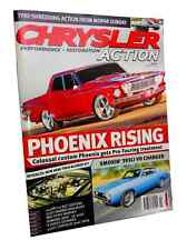 CHRYSLER ACTION magazine #3 vol 1 no 3 car VALIANT AUSTRALIA