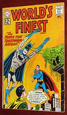 World's Finest #128  Superman Batman FN