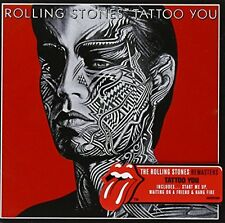 ROLLING STONES CD - TATTOO YOU [REMASTERED](2009) - NEW UNOPENED - ROCK