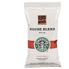 Starbucks Coffee Regular House Blend 2.5oz Packet 18/Box 11018190