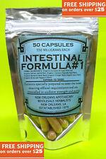 INTESTINAL FORMULA #1 (COLON CLEANSE SUPER FLUSH) ALL ORGANIC*DETOX*WEIGHT LOSS*
