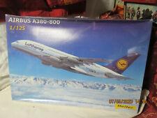 MAQUETTE AIRBUS A380 800 LUFTHANSA