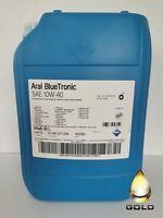 10W-40 ARAL Blue Tronic / 1 x 20 Liter Motoröl