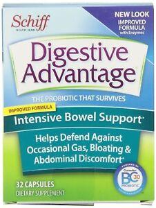 Digestive Advantage Intensive Bowel Support, 32 Count