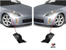 Para Nissan 350z 2003-2005 Guardabarros Delantero Pieza Splash Arc Par