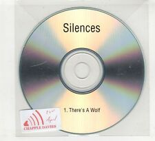 (HE600) Silences, There's A Wolf - DJ CD
