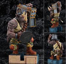 Good Smile Company Teenage Mutant Ninja Turtles Rocksteady PVC Figure FM4133