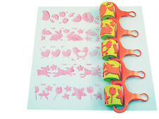 Paint Rollers with Pictures Easter Theme Easter Arts and Crafts