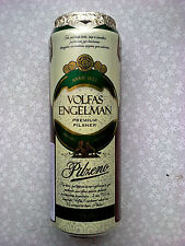 "Russia. Beer can empty 1 pinta "" Volfas Engelman "". Pilzeno.  4,7% alcohol."